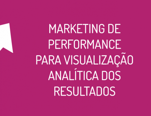 MARKETING DE PERFORMANCE PARA VISUALIZAÇÃO ANALÍTICA DOS RESULTADOS